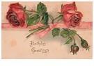 A.N.B.  -  Birthday greetings - Postcard -  1C2469-1