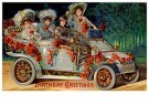 A.N.B.  -  Birthday greetings - Postcard -  1C2475-1