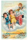 A.N.B.  -  A happy birthday - Postcard -  1C2483-1
