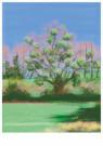 L. Teding van Berkhout (1948)  -  Mistletoe in de zomer, Normandië - Postcard -  2C0811-1