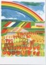 Jan Cremer (1940)  -  Tulip country nr 1 - Postcard -  A0088-1