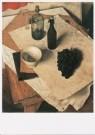 Dick Ket (1902-1940)  -  Stilleven met druiventros - Postcard -  A0223-1