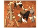 Benjamin Palencia (1884-1980)  -  Stierengevecht - Postcard -  A10006-1
