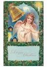 A.N.B.  -  Kerstengel luidt de bel - Postcard -  A100359-1
