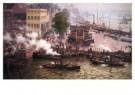 V.Gilsoul (1884-1961)  -  Gezicht op leuvenha - Postcard -  A10050-1