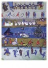 Charlotte Salomon (1917-1943)  -  Scenes jeugdjaren - Postcard -  A10106-1