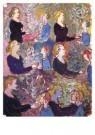 Charlotte Salomon (1917-1943)  -  Ruzie Charl.Paulinka - Postcard -  A10108-1