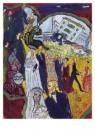 Charlotte Salomon (1917-1943)  -  Leben? oder Theater? / 1940-1942 / Bruiloft van Ch - Postcard -  A10110-1