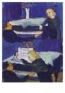 Charlotte Salomon (1917-1943)  -  Paulinka Bimbam - Postcard -  A10113-1