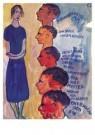 Charlotte Salomon (1917-1943)  -  Amadeus - Postcard -  A10116-1