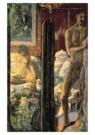 Edgar Degas (1834-1917)  -  ladame Jeantaud voor de spiegel - Mme Jeantaud au - Postcard -  A10141-1