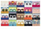 Paul Giovanopoulos (1939)  -  Eyeglasses, 1986 (detail) - Postcard -  A10227-1