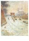 Claude-Emille Schuffenecker  -  Notre Dame - Postcard -  A10294-1