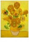 Vincent van Gogh (1853-1890)  -  Sunflowers, 1889 - Postcard -  A104174-1