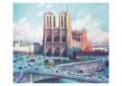Maximilien Luce (1858-1941)  -  Notre Dame Saint Michel - Postcard -  A10440-1