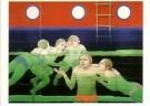 Dick Pieters (1941)  -  Zwemmers - Postcard -  A10452-1