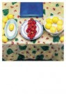 Mario ter Braak (1960)  -  Fruitstilleven - Postcard -  A10458-1