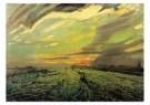 Marius Richters (1993-1955)  -  Groene Maas - Postcard -  A10468-1