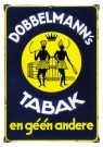 -  Emaille reclamebord Dobbelman - Postcard -  A10480-1