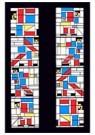 Theo van Doesburg (1883-1931)  -  Grote Pastorale, 1922 - Postcard -  A105096-1