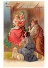 A.N.B.  -  Herders aanbidden Maria en Jezus - Postcard -  A105747-1