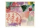 Paul Klee (1879-1940)  -  Flora of the Dunes, 1914 - Postcard -  A106466-1