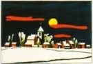 Thomas D. M. Breukel (1937)  -  Grote Stilte Atlas - Postcard -  A10668-1