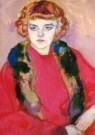 Jan Sluijters (1881-1957)  -  Fauvistische dames - Postcard -  A10749-1