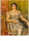 Pierre-Auguste Renoir (1841-19 -  Portret dichteres - Postcard -  A10775-1