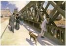 Gustave Caillebotte (1848-1894 -  De Pont - Postcard -  A10789-1