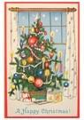 A.N.B.  -  Kerstboom met cadeaus - Postcard -  A108266-1