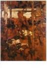 Frank Brangwyn (1867-1956)  -  Music - Postcard -  A10844-1