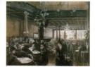 Friedrich Stahl (1863-1940)  -  In cafe Bauer - Postcard -  A10853-1