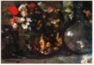 Kees Verwey (1900-1995)  -  Bloemstilleven - Postcard -  A10906-1