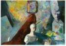 Kees Verwey (1900-1995)  -  Atelier stilleven - Postcard -  A10909-1