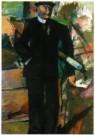 Kees Verwey (1900-1995)  -  Portret Maaskant - Postcard -  A10913-1