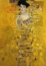 Gustav Klimt (1862-1918)  -  Portret van Adele Bloch-Bauer I - Postcard -  A11057-1