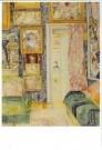 James S. Ensor (1860-1949)  -  Interieur van de kustenaar - Postcard -  A11140-1
