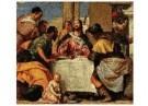 Paolo Veronese (1528-1588)  -  De maaltijd te Emmaus - Postcard -  A11153-1