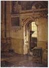 Johan Mekkink (1904-1991)  -  Poortje van de Eusebiuskerk, 1932 - Postcard -  A11166-1
