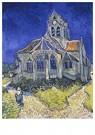 Vincent van Gogh (1853-1890)  -  Houses at Auvers, 1890 - Postcard -  A112974-1