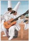 Gino Severini (1883-1960)  -  De twee hansworsten - Postcard -  A1129-1