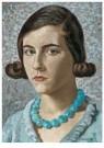 Gino Severini (1883-1960)  -  Portrait of artist's daughter, 1931 - Postcard -  A11366-1