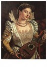William Holman Hunt (1827-1910 -  Bianca, 1869 - Postcard -  A113692-1