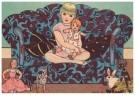 Ella Riemersma (1903-1993)  -  Uit: Het Verzenboek van Lijsje - Postcard -  A11395-1