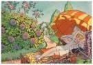 Ella Riemersma (1903-1993)  -  Uit: Het Verzenboek van Lijsje - Postcard -  A11396-1
