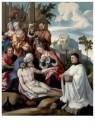 Jan van Scorel (1495-1562)  -  De bewening van Christus, 1535-1540 - Postcard -  A11425-1