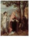 Jan van Scorel (1495-1562)  -  Rechterpaneel drieluik intocht Christus - Postcard -  A11442-1