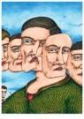 Brecht (1953-2010)  -  Breken en tekenen - Postcard -  A11460-1