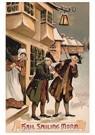 A.N.B.  -  Kerstmuzikanten - Postcard -  A114844-1